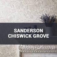Обои Sanderson Chiswick Grove фото