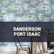 Обои Sanderson Port Isaac фото