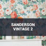 Обои Sanderson Vintage 2 фото