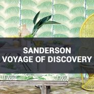 Обои Sanderson Voyage of Discovery каталог