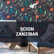 Обои Scion Zanzibar фото