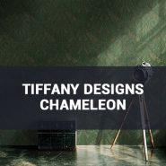 Обои Tiffany Designs Chameleon фото