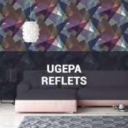 Обои Ugepa Reflets фото
