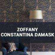 Обои Zoffany Constantina Damask фото