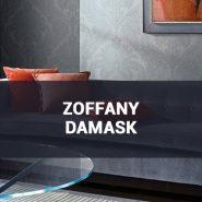 Обои Zoffany Damask фото