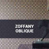 Обои Zoffany Oblique фото