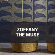 Обои Zoffany The Muse фото