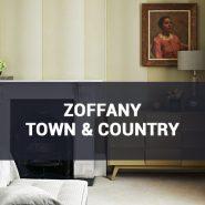 Обои Zoffany Town & Country фото