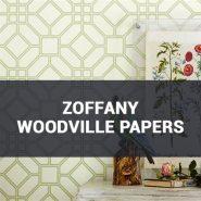 Обои Zoffany Woodville Papers фото