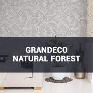 Обои Grandeco Natural Forest фото