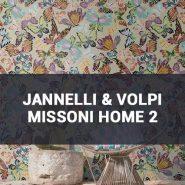 Обои Jannelli & Volpi Missoni Home 2 фото