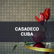 Обои Casadeco Cuba каталог