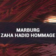 Обои Marburg Zaha Hadid Hommage фото