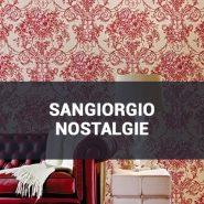 Обои Sangiorgio Nostalgie каталог