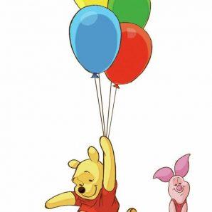 Наклейка York Disney Kids 4 RMK1499GM фото