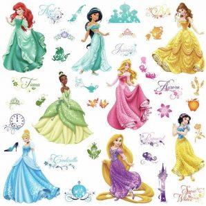 Наклейка York Disney Kids 4 RMK2199SCS фото