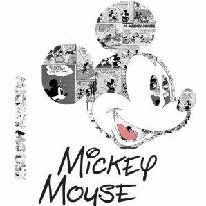 Наклейка York Disney Kids 4 RMK2860TB фото