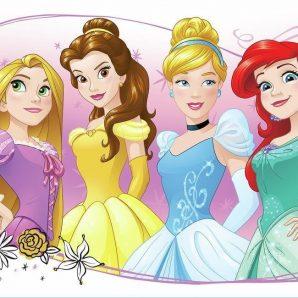 Наклейка York Disney Kids 4 RMK3182GM фото