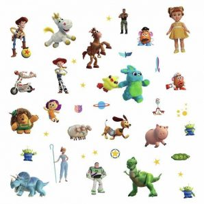Наклейка York Disney Kids 4 RMK4008SCS фото