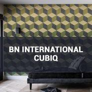 Обои BN International Cubiq фото