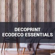 Обои Decoprint Ecodeco Essentials фото