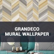 Обои Grandeco Mural Wallpaper фото