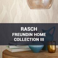 Обои Rasch Freundin Home Collection III каталог