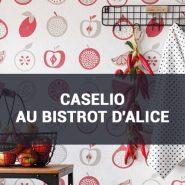 Обои Caselio AU Bistrot D'Alice фото