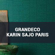 Обои Grandeco Karin Sajo Paris фото