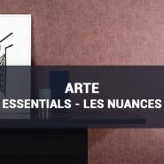Обои Arte Essentials - Les Nuances каталог