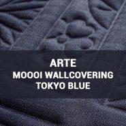 Обои Arte Moooi Wallcovering Tokyo Blue каталог