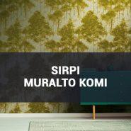 Обои Sirpi Muralto Komi фото