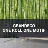 Обои Grandeco One Roll One Motif фото