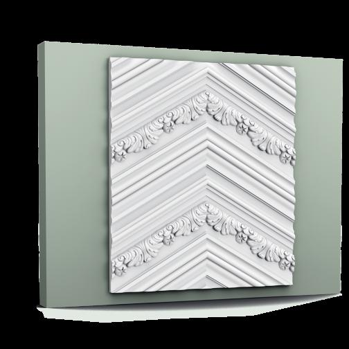 3д панель для стены Orac Decor W130 Chevron фото (1)