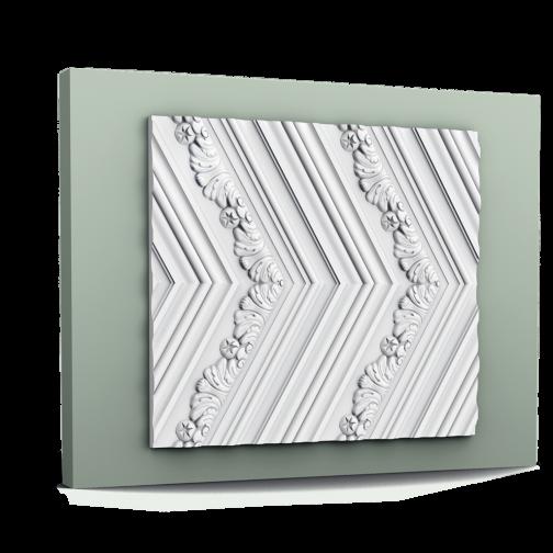 3д панель для стены Orac Decor W130 Chevron фото (2)