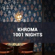 Обои Khroma 1001 Nights фото