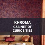 Обои Khroma Cabinet Of Curiosities фото