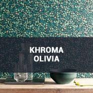 Обои Khroma Olivia фото
