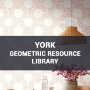 Обои York Geometric Resource Library фото