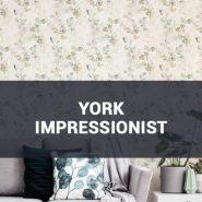 Обои York Impressionist фото