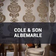 Обои Cole & Son Albemarle каталог