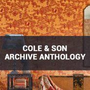Обои Cole & Son Archive Anthology фото