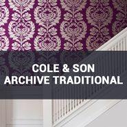 Обои Cole & Son Archive Traditional фото