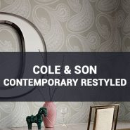 Обои Cole & Son Contemporary Restyled фото