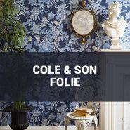 Обои Cole & Son Folie фото
