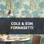 Обои Cole & Son Fornasetti каталог