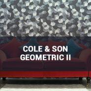 Обои Cole & Son Geometric II каталог