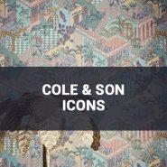 Обои Cole & Son Icons фото