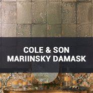 Обои Cole & Son Mariinsky Damask фото