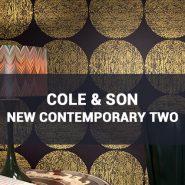 Обои Cole & Son New Contemporary Two каталог